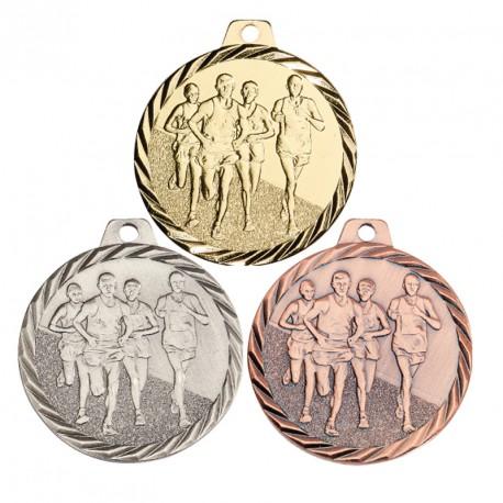 Médaille 50 mm - Série NZ