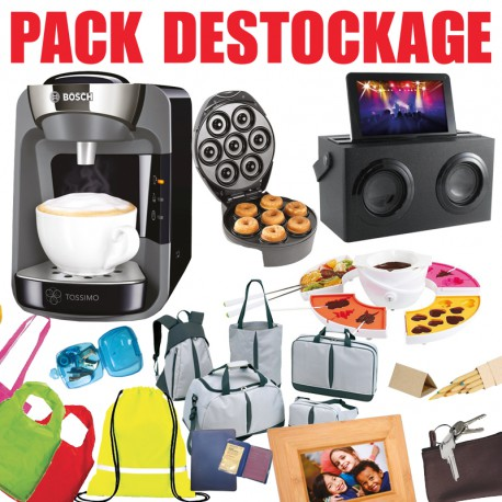 Pack destockage