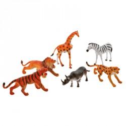 Animal zoo (lot de 14)