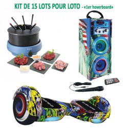 Kit 15 lots-HOVERBOARD