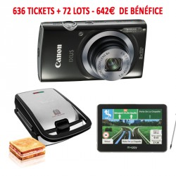 """Tombola luxe """"spécial marques"""" - Kit 41"""