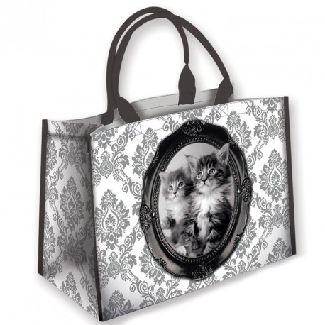 "Sac trendy ""kittens"""
