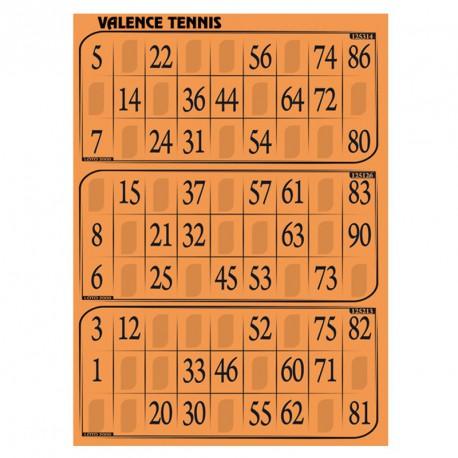 Plaques de 3 cartons épais (lot de 166)