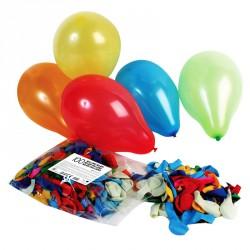 Ballon à gonfler hélium (lot de 50)