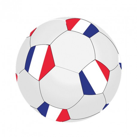 Ballon de foot France (lot de 12)