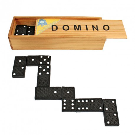 Coffret de dominos (lot de 12)