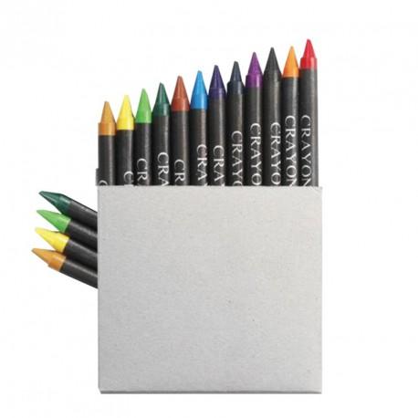 Crayons cire (lot de 12)