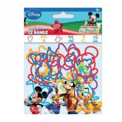 Sachet bracelets licence Disney (lot de 12)