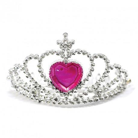 Diadème princesse (lot de 24)