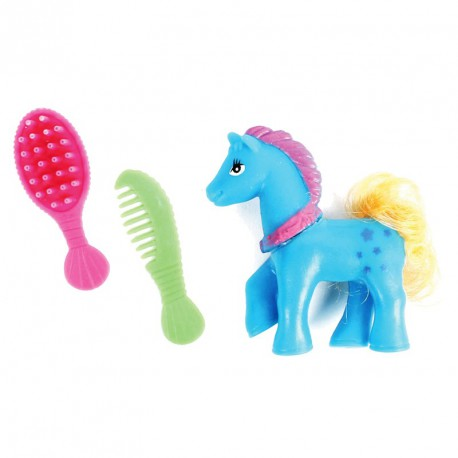 Poney à coiffer (lot de 12)