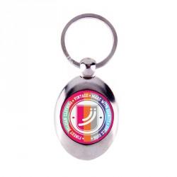 Porte-clés chariot métal