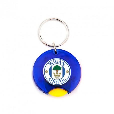 Porte-clés chariot plastique