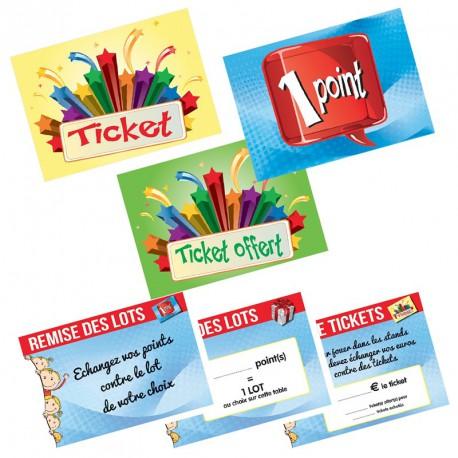 Kit tickets