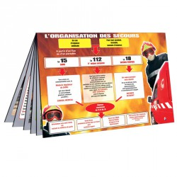 Brochure luxe 12 pages - A4 100% personnalisée