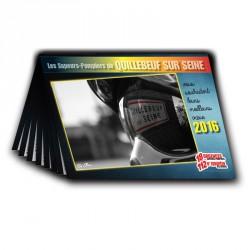 Brochure luxe 16 pages - A4 100% personnalisée