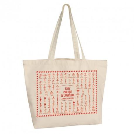 Kit gratuit de fabrication sac en coton epais