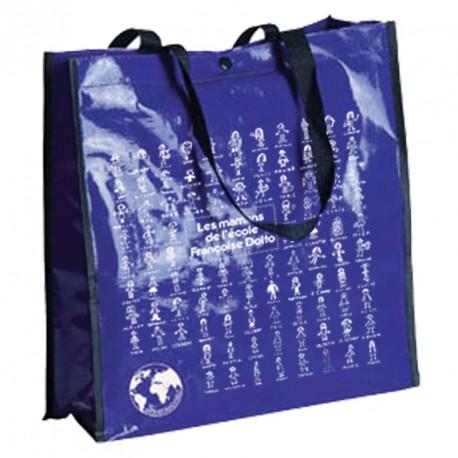 Kit gratuit de fabrication sac cabas biodegradable