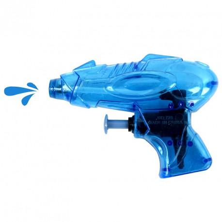 Pistolet à eau 7 cm (lot de 12)