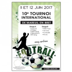 Flyers - Format A5 (le lot de 100) - FOOT