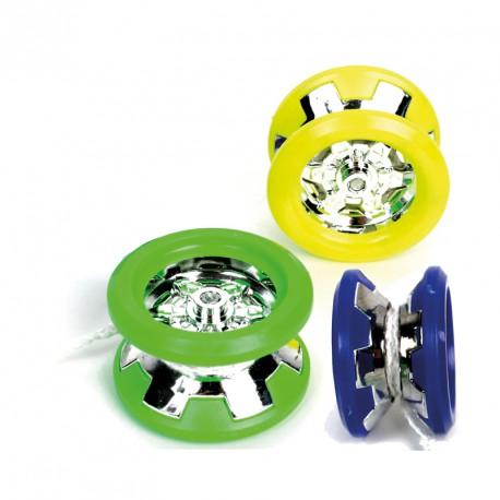 Yoyo débrayable roue (lot de 24)