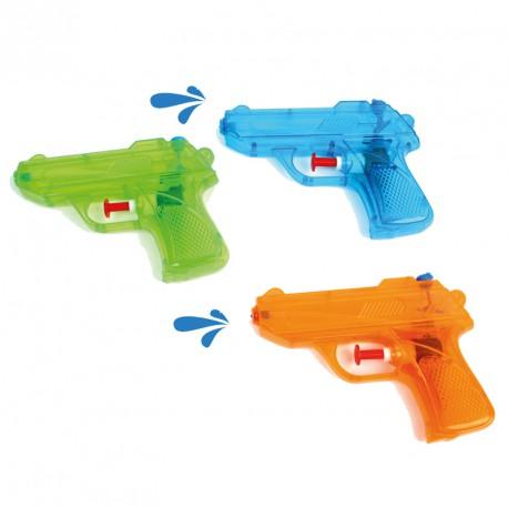 Pistolet à eau 11,5 cm (lot de 12)