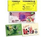 Tickets de tombola seuls