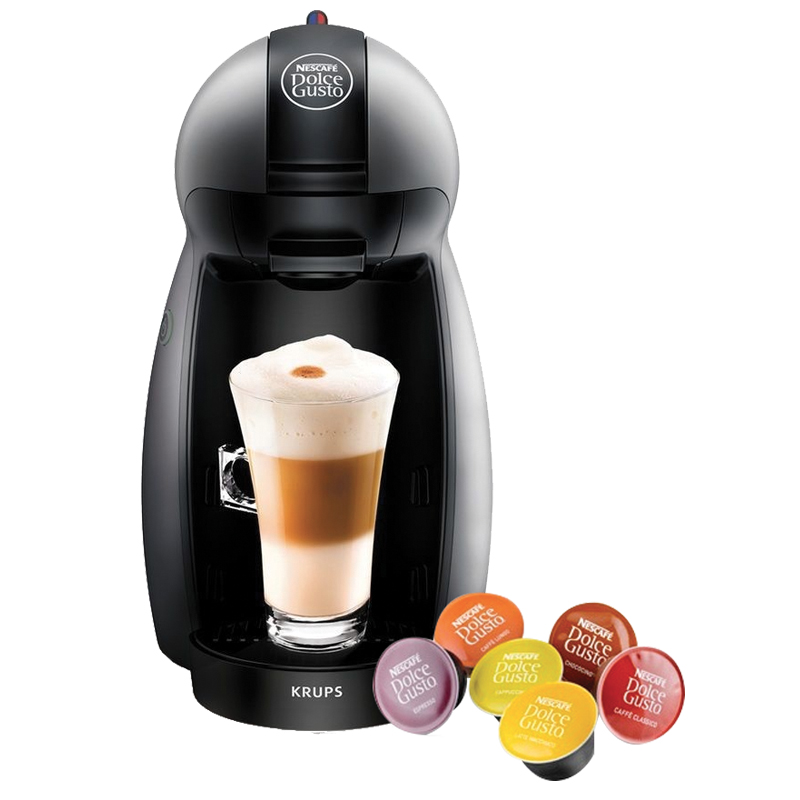 CAFETIERE EXPRESSO CAPSULES KRUPS