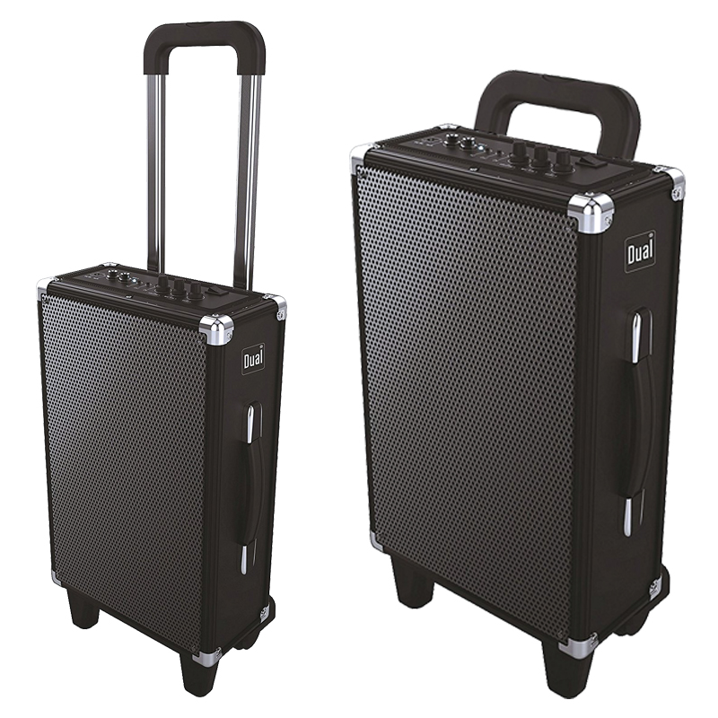 Sono portable trolley Dual bluetooth