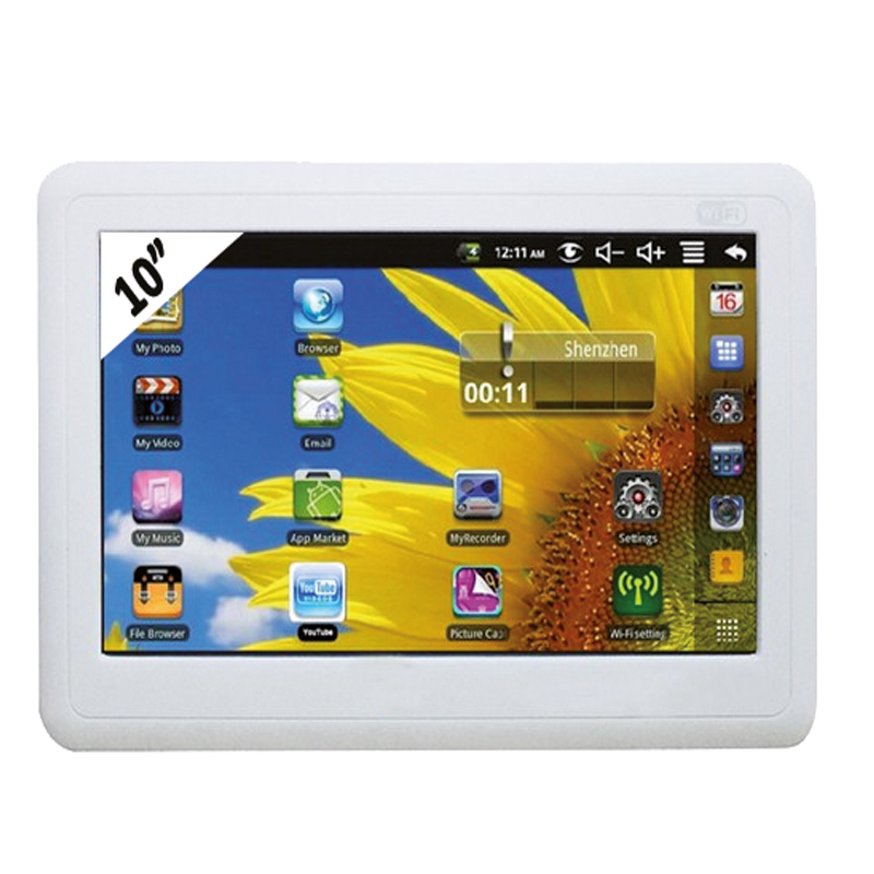TABLETTE TACTILE 10 POUCES THOMSON